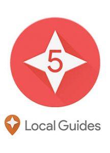 Google Local Guide NIve 5